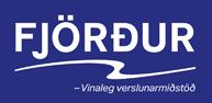 Lógo af Fjörður, verslunarmiðstöð