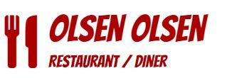 Lógo af Olsen Olsen