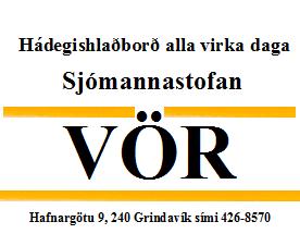 Lógo af Veitingahúsið Vör