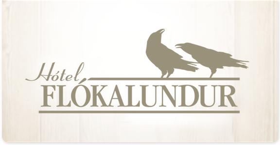 Lógo af Hótel Flókalundur
