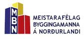 Lógo af Meistarafélag byggingamanna á Norðurlandi