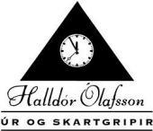 Lógo af Halldór Ólafsson úr og skartgripir