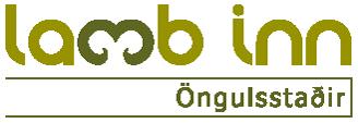 Lógo af Lamb Inn / Öngulsstaðir