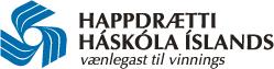 Lógo af Happdrætti Háskóla Íslands