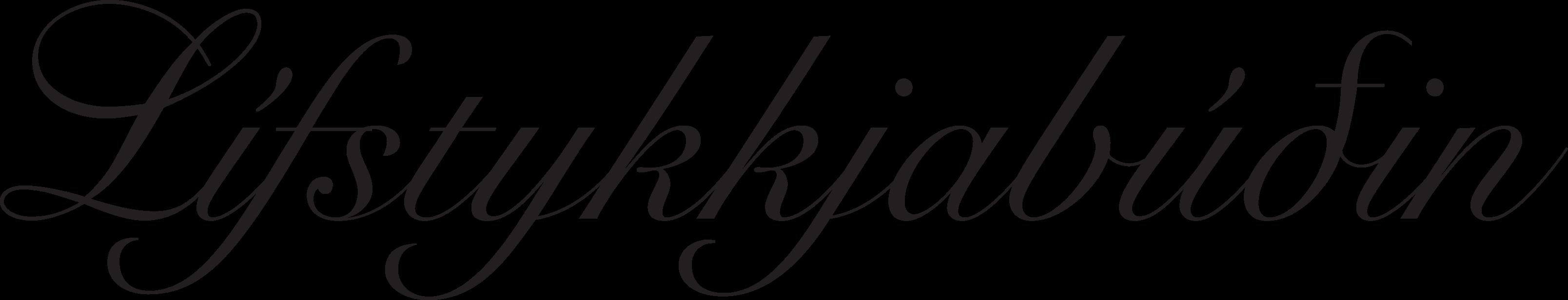 Lógo af Lífstykkjabúðin ehf