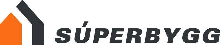 Lógo af Superbygg ehf