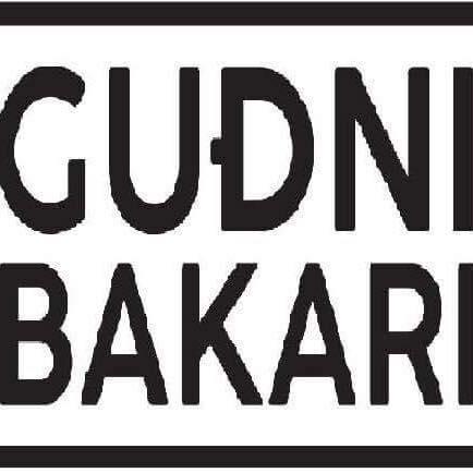 Lógo af Guðni bakarí
