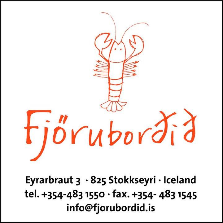 Lógo af Fjöruborðið