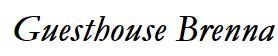 Lógo af Brenna ehf / Guesthouse Brenna
