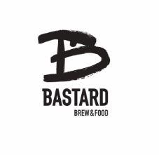 Lógo af Bastard Brew and Food